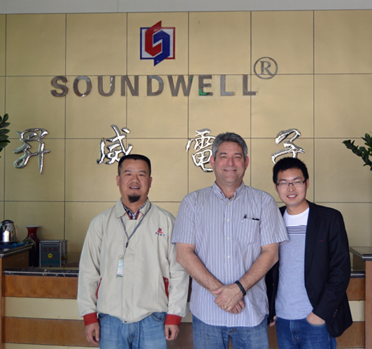 Cooperate with Soundwell  reassuring !